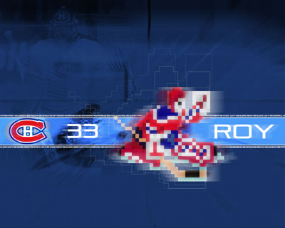 Patrick Roy Wallpaper
